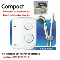 Jual Water Heater Instant Acme Compact Murah