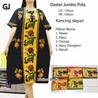 Daster Batik Jumbo adem dipakai tidak luntur BB 80-100kg LD 140cm