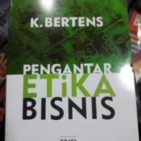 Pengantar Etika Bisnis - K. Bertens