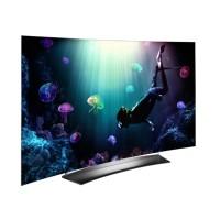 Promo OLED TV LG 65C6P 65 Inch  Curved UHD 4K 3D Smart TV
