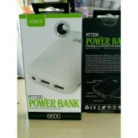 Powerbank Robot rt6800 6600 mah 6600mahby vivan