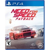 PS4 NEED FOR SPEED PAYBACK (Region 3/Asia/Eng)
