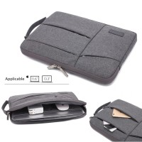 Gearmax Sleeve/Bag for Macbook 11-13inch (Black)