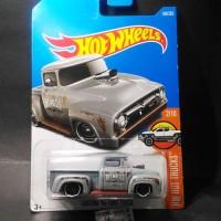 Hotwheels hot wheels Custom '56 Ford Truck Grey Matte Abu Doff