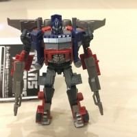 Transformers Optimus Prime Jetwing Commander Class Takara Tomy