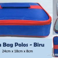 LUNCH BAG POLOS / TAS BEKAL / KOTAK MAKAN / TEMPAT MAKAN