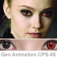 ORIGINAL Softlens Geo Crazy Anime Cosplay CP-S5 (Naruto Series)
