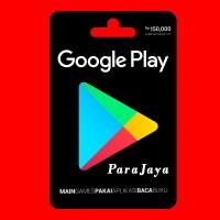 Voucher Google Play IDR/Indonesia 150.000