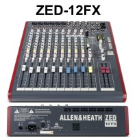 Mixer Allen&Heath ZED-12FX Original