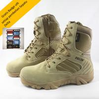 """Sepatu Boot Delta 8"""" - Warna Gurun"""