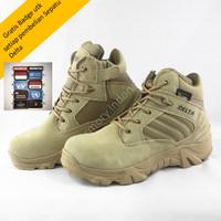 """Sepatu Boot Delta 6"""" - Warna Gurun"""