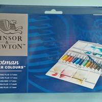 Jual Winsor & Newton - Cotman Water Colours Murah