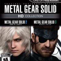 Jual Metal Gear Solid HD Collection PS Vita Murah