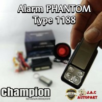 Alarm Mobil 1188 Merk Phantom B18 N116