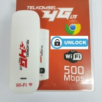 Modem Wifi 4G LTE Telkomsel Flash 500Mbps Unlock All GSM [BEST SELLER]