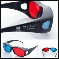 kacamata 3D kacamata 3 dimensi