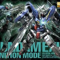 Bandai MG 1/100 Gundam Exia Ignition Mode include 2 led