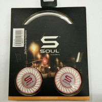 Headphone Headset Soul by Ludacris Stereo Hifi HD Audio Acoustic