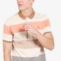 kaos polo shirt pria WALRUS original branded motif 5