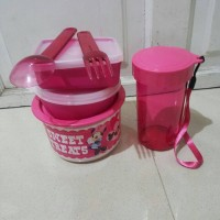 Tupperware Paket Mickey Mouse