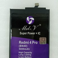 Baterai Batre Double Power+IC Xiaomi Redmi 4 Pro BN40 Battery Original