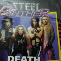 CD Steel Panther promo Death to all but metal