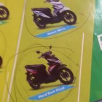 PROMO KREDIT MOTOR NEW HONDA BEAT SPORY CW DP 600 RB