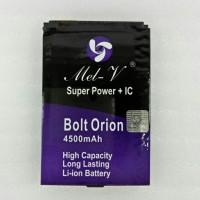 Baterai Batre Double Power + IC Bolt Orion Movimax Battery Original
