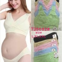 set bra / bh dan celana dalam ibu hamil import
