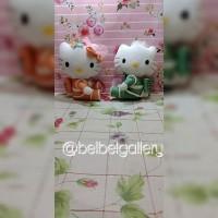 Jual Boneka hello kitty couple wedding astronot Murah