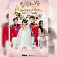dvd film drama thailand princess hours