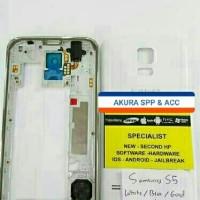 Samsung S5 Casing+ Bezel + Backdoor +Frame +Case