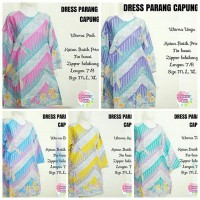 dress parang capung