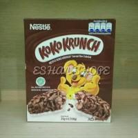 Nestle koko crunch Snack Bar isi 6 pack x 25 gr (150 Gr) PROMO