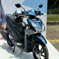 Motor Yamaha Mio s Baru Strong black cash atau kredit