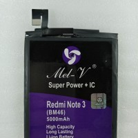 Baterai Batre Double Power Xiaomi Redmi Note 3 MB46 Mi Note3 Original