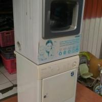 Paket Usaha Laundry Kiloan Lengkap Mesin Cuci & Dryer Bekas