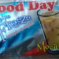 Kopi Good Day Coffee Freeze Mocafrio 30 gram (GDM30)