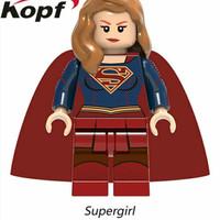 Lego Minifigure Supergirl Bootleg