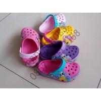 Sandal Anak Crocs CrocsLights Bee Original GROSIR dan ECERAN T1310