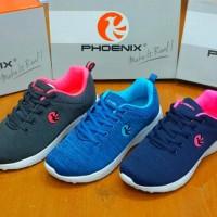 Sepatu Sneakers Phoenix Serena Navy Pink Original - Woman - Best Price