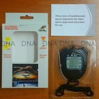 Stopwatch Ktj 30 Memory Sport Watch - High Quality - Best Seller