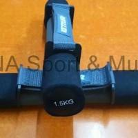 Aerobic Dumbell 3Kg/Pair (2 X 1.5Kg) Kettler - Best Price