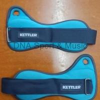 Wrist Band 2Kg/Pair Kettler 0912 / Pemberat Tangan 2Kg/Pair Kettler -