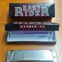 Harmonika Suzuki Easy Rider 10 Holes - Original - Harga Hot
