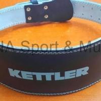 Premium Leather Lifting Belt Kettler - Best Buy