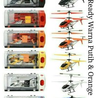 Remote Control Helicopter MODEL KING 3.5CH