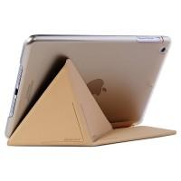 Remax Transformer Leather Case for iPad Mini 4 Origami Diskon