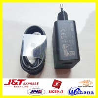 FAST CHARGING Asus Zenfone 3 Type C Charger Hp Deluxe Chasan Casan Tip