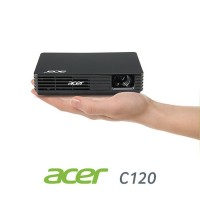 Proyektor Acer Projector ACER PICO C120 DLP WVGA 100 ANSI